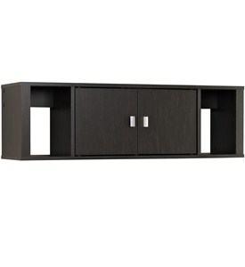 Floating Desk Hutch Image