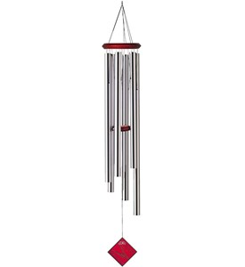 Hanging Wind Chimes - Neptune Image