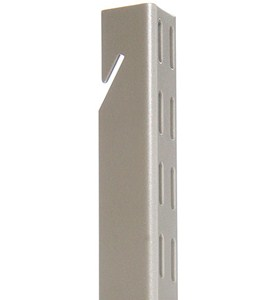 freedomRail Hanging Rail Upright - Nickel Image