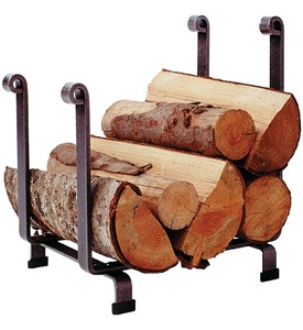 Hearth Log Rack Image