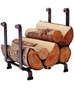 Hearth Log Rack