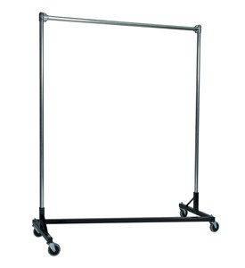 Heavy-Duty Clothes Rack Image