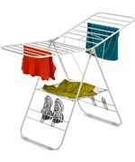 Heavy-Duty Garment Drying Rack