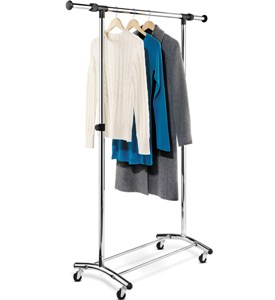 Heavy-Duty Garment Rack Image