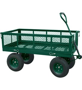 Heavy Duty Crate Wagon Image