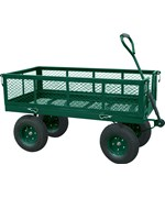Yard and Garden Carts and Wagons | Organize-It