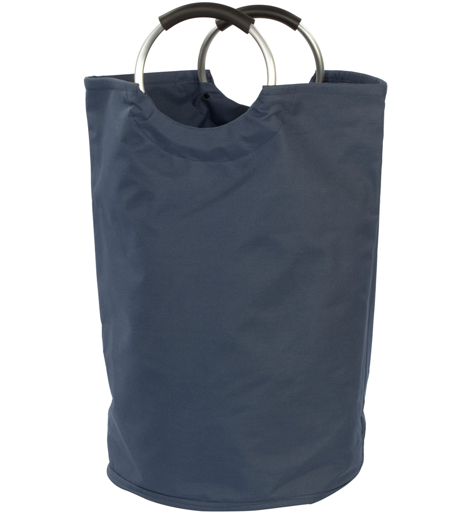 Our mesh bag is extra-big so it can hold laundry, sports gear, wet swimwear, toys, towels, college bedding - whatever you need to gather up and go. Its durable mesh construction keeps contents visible.