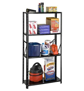 Heavy-Duty Storage Rack - 30 x 60 x 12 Inch Image