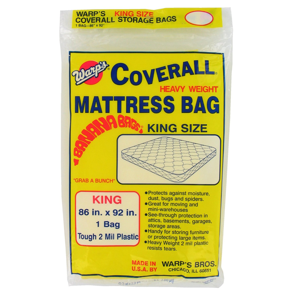 Mattress Storage Bag King Size in Garage Storage Bags