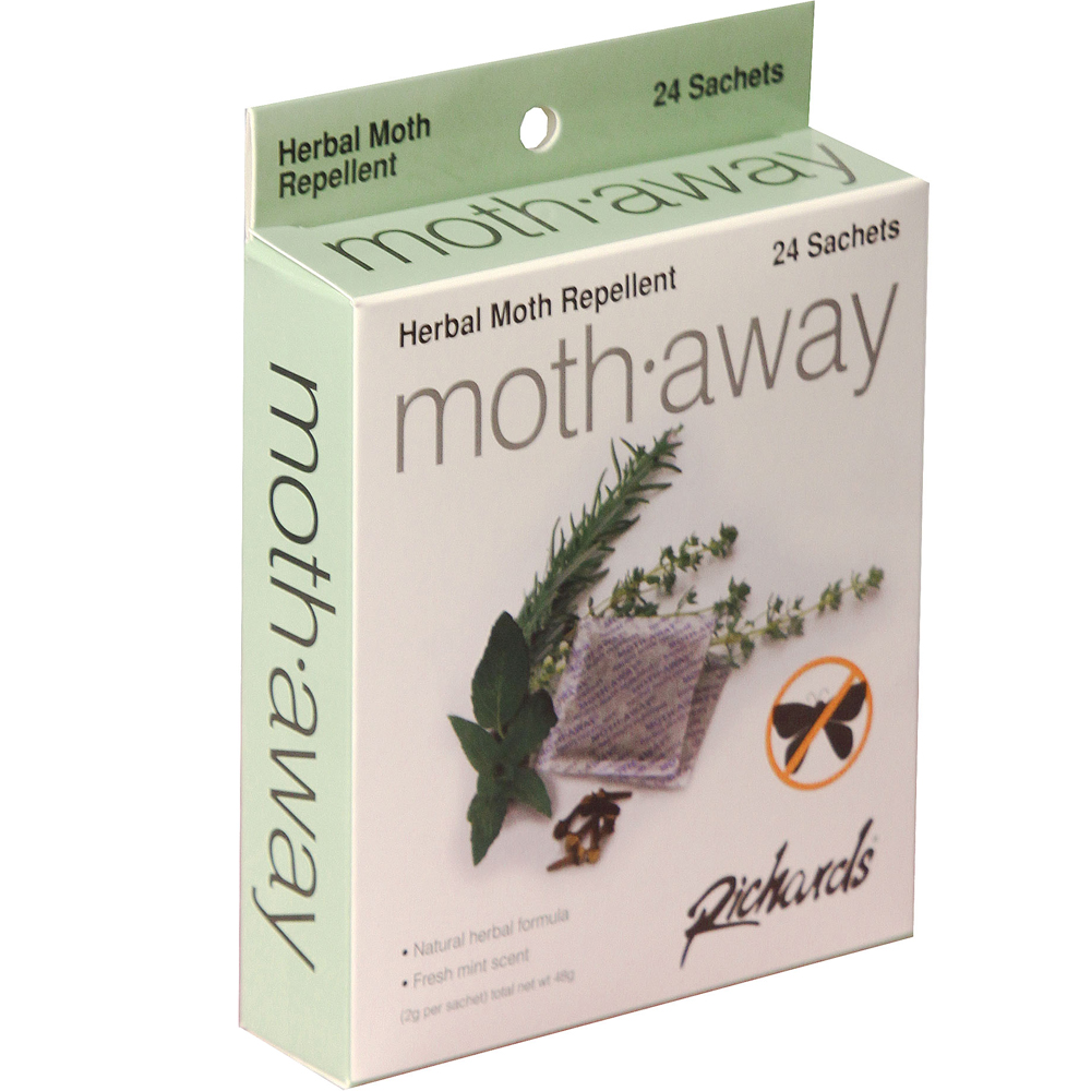 Herbal Moth Repellent In Clothing Care