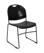 HERCULES SeriesHigh Density Ultra Compact Stack Chair by Flash Furniture
