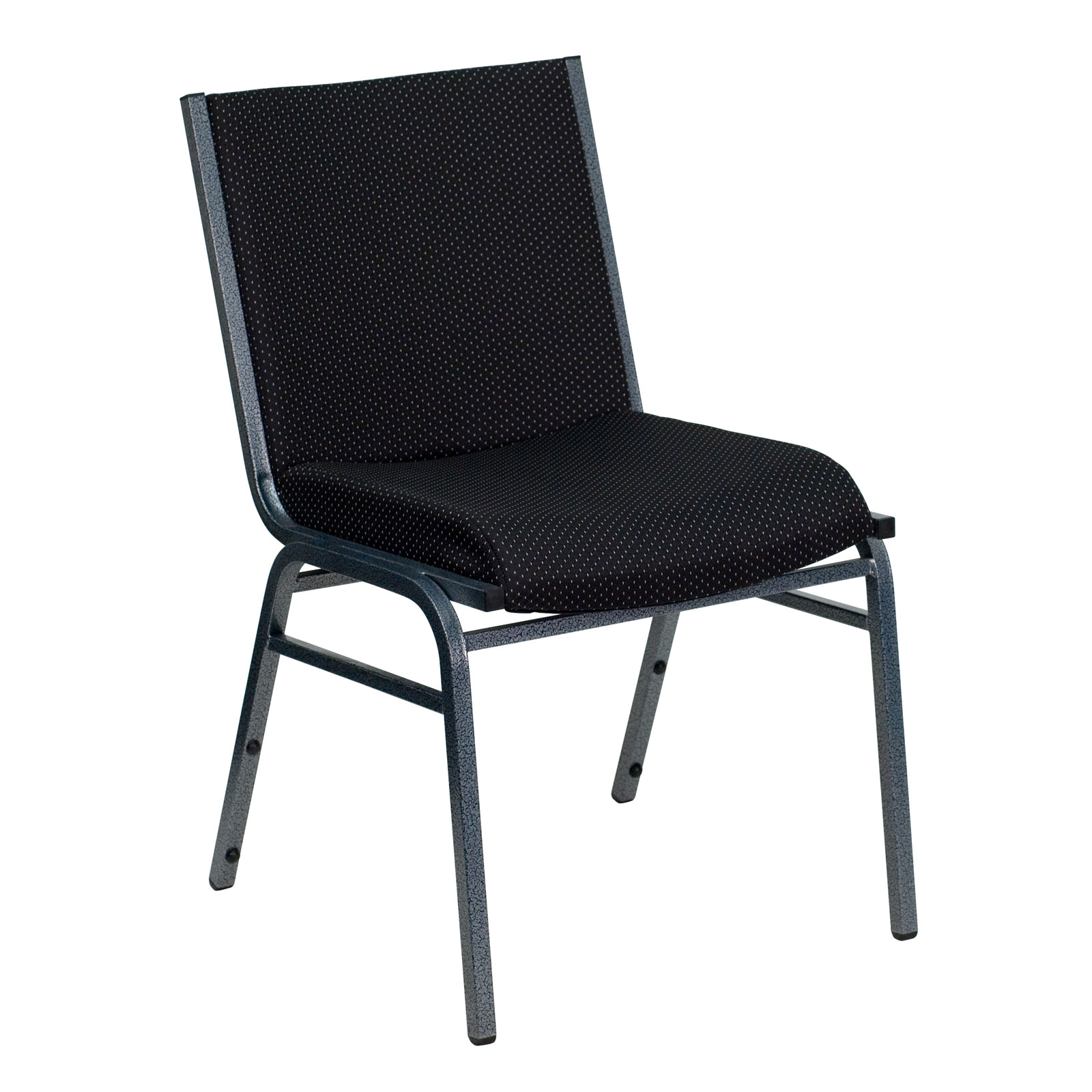 HERCULES Series Heavy Duty 3 Inch Thickly Padded Stack Chair By Flash Furnitu