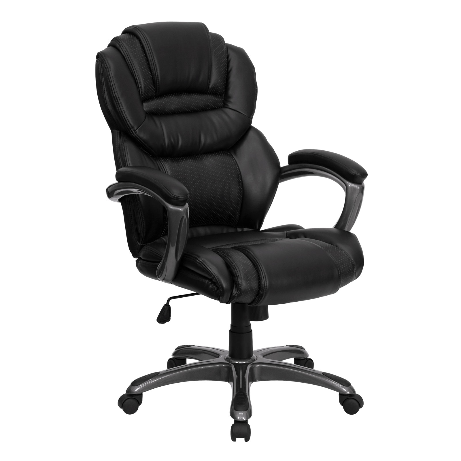 High Back Leather Office Chair In Office Chairs