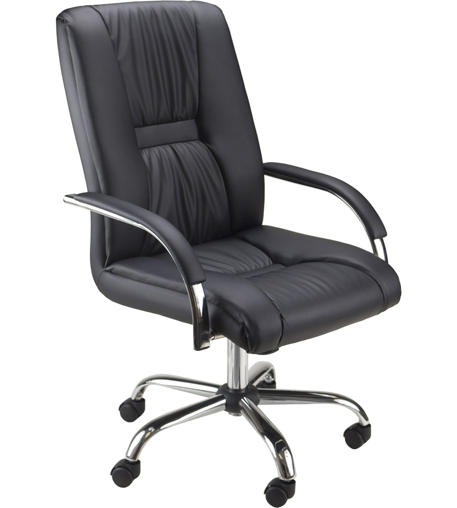 high back computer chair in office chairs