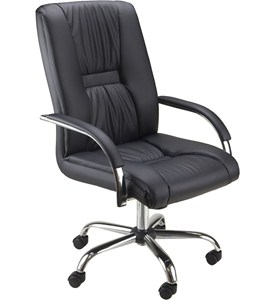 High Back Computer Chair Image