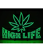 High Life Neon Sign - by Neonetics - 5HIGHL