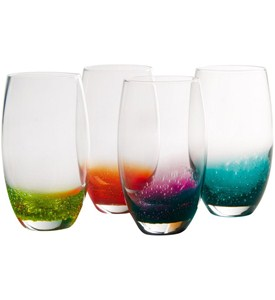 Highball Glasses - Fizzy Style (Set of 4) Image