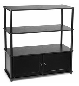 Highboy TV Stand by Convenience Concepts Image