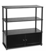 Highboy TV Stand by Convenience Concepts