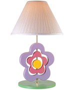 Hippie Flower Lamp
