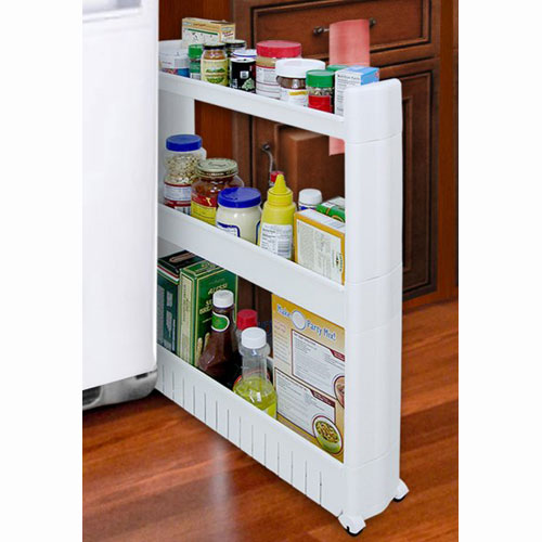 Bathroom organizers gt bathroom organizers gt slide out storage tower