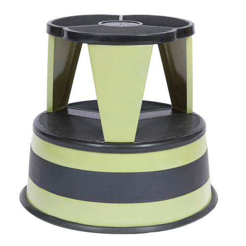 Cramer Kik Step Rolling Step Stool Celery Green In Step