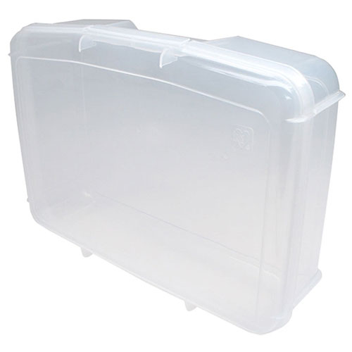 High Quality Iris Nip Top Plastic Storage Case   Small In Plastic Storage Boxes