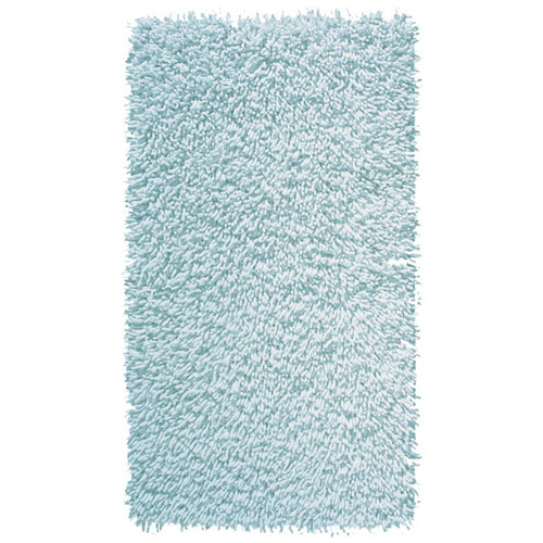 Cool Well, I Have The Closest Feeling To The Grown Grass On My Feet Is When I Wake Up In The Morning And Rest My Feet On My Comfortable And Nice Company Cotton Chunky Bath Rug It Is Soft And Nice To Touch, Really Pleasant And Made Of The