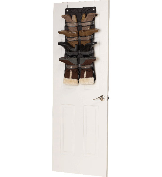 the door mix and match boot organizer in the