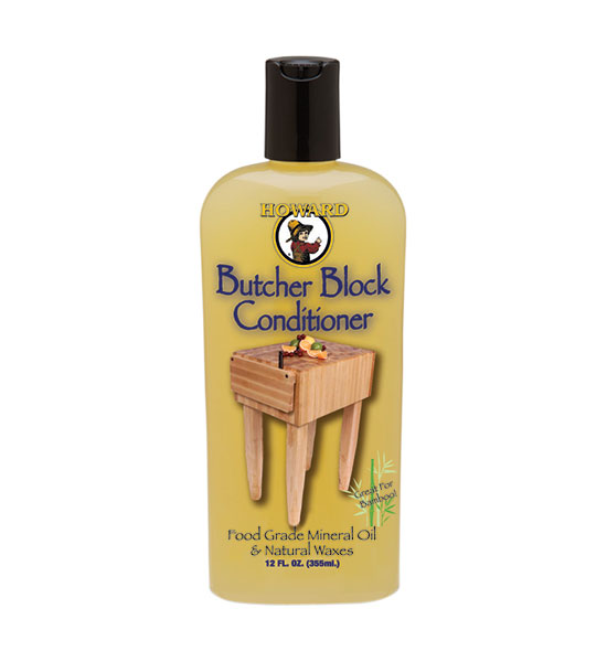 butcher block conditioner in household cleaning products
