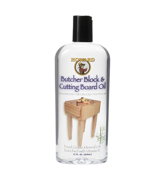 Butcher Block And Cutting Board Oil In Household Cleaning
