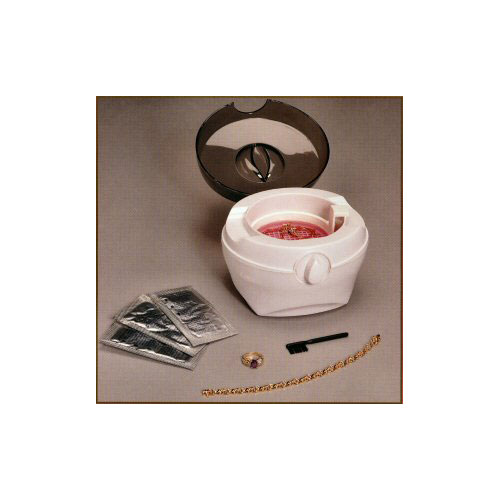 hagerty battery operated sonic jewelry cleaner in jewelry