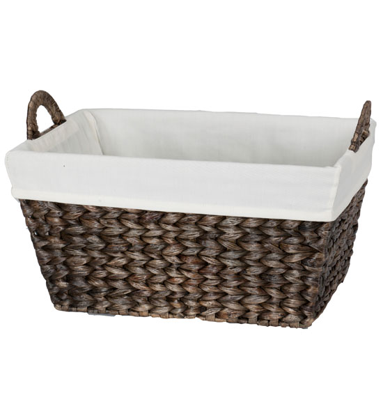 Next Woven Basket : Woven storage basket small size in wicker baskets