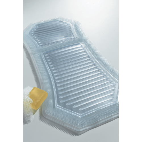 gel bath mat in shower and bath mats