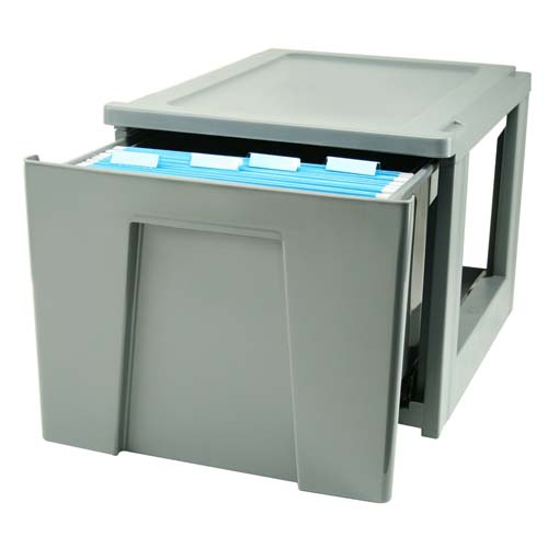 Office Furniture File Cabinets Iris Plastic Stacking File Drawer