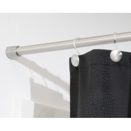 Home gt closet gt bathroom accessories gt shower rods gt small tension rod
