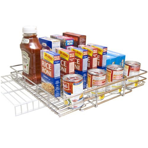 Pull Out Wire Pantry Shelves