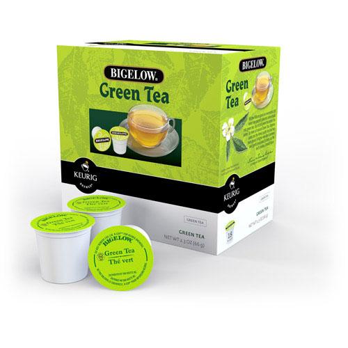 Green tea k cups