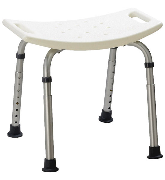 Adjustable Shower Stool In Tub Caddies And Accessories