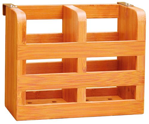 Bamboo Utensil Holder In Kitchen Utensil Holders