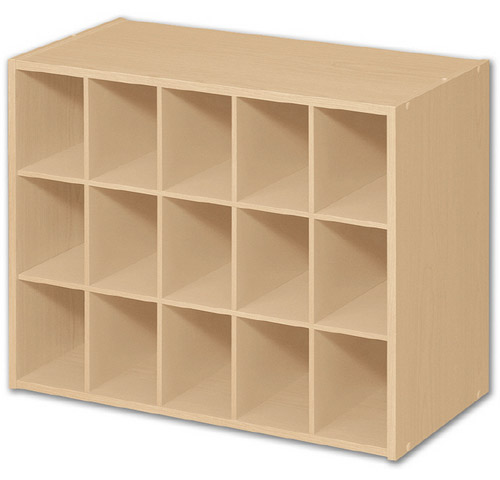 wooden shoe cubby 2