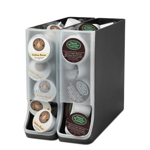 ... > Coffee and Tea > Tea & Coffee Storage > K-Cup Storage Disp...