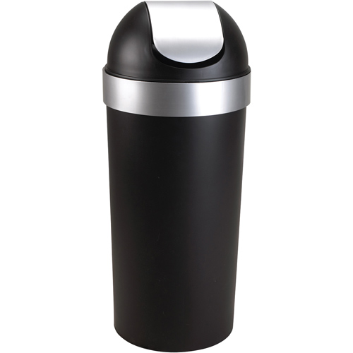 Umbra Plastic Kitchen Trash Can In Kitchen Trash Cans
