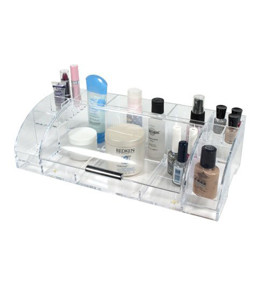 Acrylic Cosmetics Organizer in Cosmetic Organizers