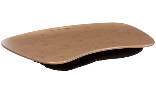 Bath > Folding Tables and Chairs > Lap Desks > Euro Lap Desk - Bamboo