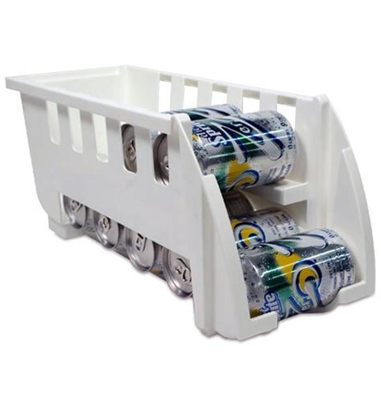 roll in refrigerator rack