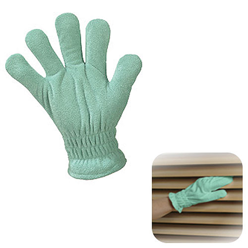 Microfiber Cloth Glove Price: Microfiber Cloth Cleaning Glove For Window Blinds In Dusters