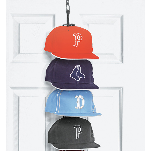 curve cap rack in baseball hat racks