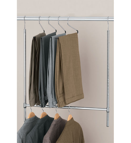 wardrobe closet wardrobe closet hanger rod. Black Bedroom Furniture Sets. Home Design Ideas