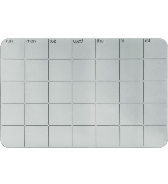 Monthly Calendar Board : Dry erase monthly calendar in boards